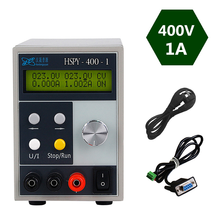 HSPY Programmable Lab Switching Bench Power Supply 400V 1A Adjustable Laboratory Voltage Stabilizer Current Regulator 220V oubel high precision voltage regulated lab power supply 30v 10a 60v 5a power supplies adjustable voltage and current regulator