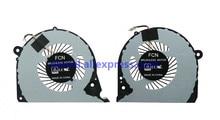 Apropriado para dfs2000054h0t fjqs dfs541105fc0t fjqt inspiron 7577 ventilador 7588 G7-7588 ventilador de refrigeração
