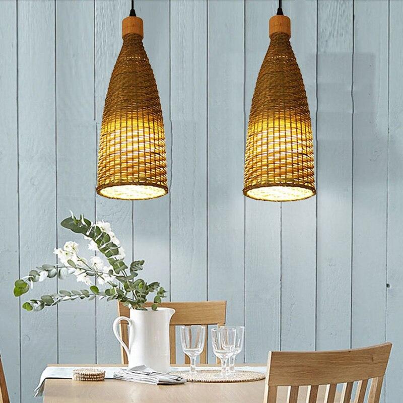 New Bamboo Pendant Light For ...