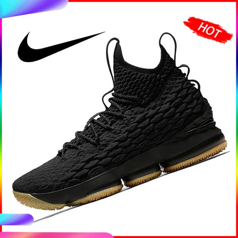 Nike Lebron XVI, Zapatillas Deportivas para Hombre, Black