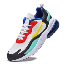 Brand Air Cushion Sneakers for Male Shoes Breathable Light F