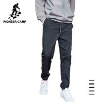 Pioneer Camp 2020 Sommer Herbst Neue Casual Hosen Männer Baumwolle Slim Fit Mode Hosen Männlichen Marke Kleidung für mann AXX901001
