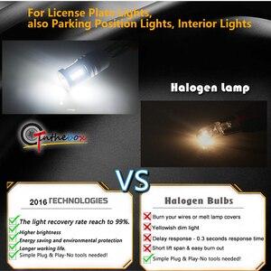 Image 5 - IJDM W5W LED T10 CANbus ไม่มีข้อผิดพลาดรถ 168 194 สัญญาณไฟเลี้ยวไฟด้านข้าง MARKER Light Back Up ไฟย้อนกลับ 12 V 32 V