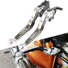 For Honda CBR1000RR CBR 1000 RR CBR 1000RR 2004-2007 CNC Motorcycle Brake Clutch Levers Adjustable Racing Motorcycle Accessories motorcycle cnc aluminum foldable brake clutch levers for honda cbr1000rr fireblade 04 07 adjustable folding cbr 1000rr 1000 rr