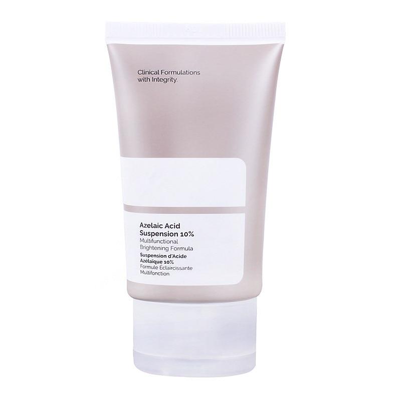 Азелаиновая кислота, подвеска 10%, многофункциональная осветляющая формула, основа для макияжа, обычный крем, праймер с высокой адгезией
