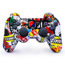 Wireless Bluetooth Gamepad For Sony PS3 Controller Playstation 3 Console Dualshock Game Joystick Joypad Gamepads Remote цена и фото