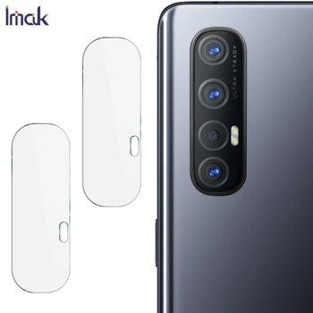 Перейти на Алиэкспресс и купить Imak 2шт износостойкая Защитная пленка для объектива камеры для OPPO Reno3 Pro 5G пленка из закаленного стекла