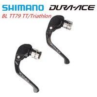 Shimnao dura ace bl tt79 tt/tri único aero alavanca do freio de carbono para a direita/esquerda