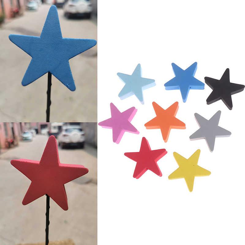 Gwiazda urocza kreskówka anteny piłki ozdoba anteny pianki EVA ozdoba stylizacja samochodu dach Ornament