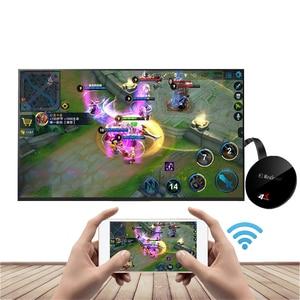 Image 4 - 2.4G/ 5G 4K Draadloze Wifi Mirroring Kabel Hdmi Adapter 1080P Display Dongle Voor Iphone Samsung xiaomi Huawei Android Telefoon Naar Tv