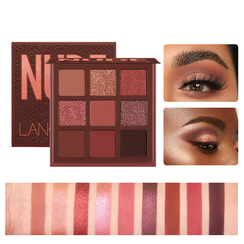 Sexy Eye Makeup Palette Matte Eyeshadow Pallete Glitter Powder Eye Shadow lasting Pigment Eyeshadow|Eye Shadow| - AliExpress