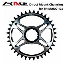 цена на ZRACE 12s Chainrings 32T/34T/36T/38T 7075AL for SHIMANO Direct Mount Crank,FC-M9100 FC-M8100 FC-M7100,SM-CRM95 SM-CRM85 SM-CRM75