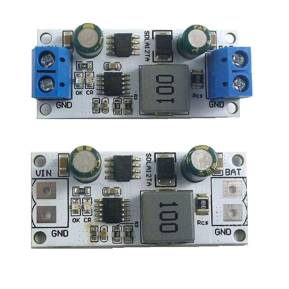 MPPT Solar Panel Controller Charging Board For 12V DC 1-1000Ah Lead Acid Battery UPS Storage Battery Car