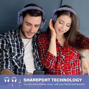 Image 3 - Oneodio Over ear 유선 게임용 헤드셋 (마이크 포함) pc베이스 스튜디오 DJ 헤드폰 전문 스테레오 모니터 Urbanfun