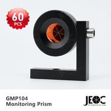 60 * JEOC 90 Độ Giám Sát Lăng Kính GMP104, 1 inch L Thanh Phản Quang, cho Leica totalstation