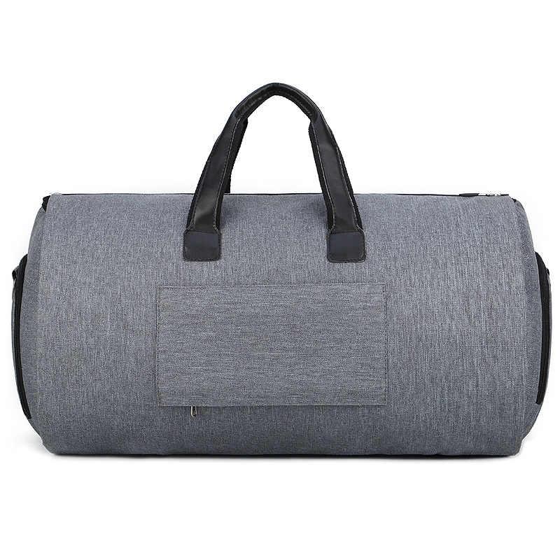 Дорожные сумки для женщин и мужчин, Оксфорд, высокое качество, водонепроницаемые, большая емкость, несколько карманов, органайзер, багажные сумки, упаковка, сумка для выходных