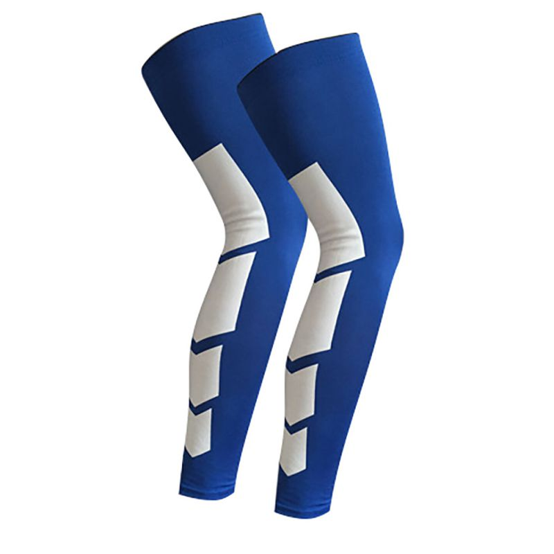 1 PC Weaving Compression Knee Brace Support Protective Sports Kneepads Knee Sleeves
