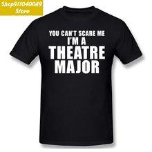 Футболка мужская с надписью «i'm a theater» топ на День