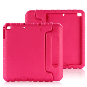 Image 2 - Para funda de ipad air materiales EVA no tóxicos funda para tablet para ipad air 2 funda con soporte para ipad 2017 2018 para niños