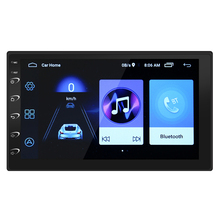 Din GPS In-Head-Unit Android 10.0 9216B Radio-Receiver Navigation Car-Stereo Bluetooth