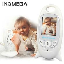 INQMEGA Color Video Wireless Baby Monitor Security Camera  Electronic Radio Video Nanny Temperature Babysitter Mobili Para Bebe