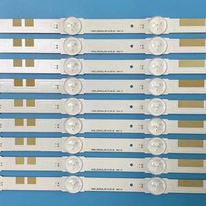 """Image 3 - LED Bande de Rétro Éclairage 14 lampes pour samsung 55 """"TV UN55JS700DF UE55JU6800KXXU UE55JU6800 V5DR_550SCA_R0 V5DR_550SCB_R0 BN96 38481A"""