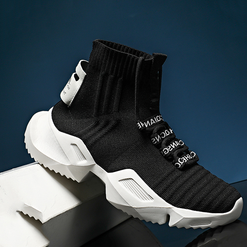 men sneakers shoes, large size , comfortable, light and breathable 4