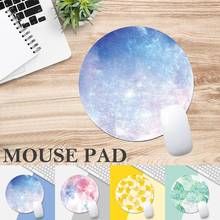 VicTsing Gaming Mouse Pad Anti Slip Mat Round Ergonomic Planet Series Moon Mice For Gamer Hot New