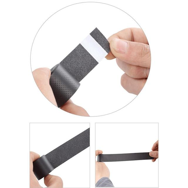 Bow Riser Anti-slip Belt Absorb Sweat Band Non-Slip Stretchy Handle Grip Tape Band Rope Wrap for Archery Hunting Shooting 2