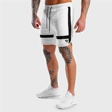 2019 summer New fashion shorts men's casual white s
