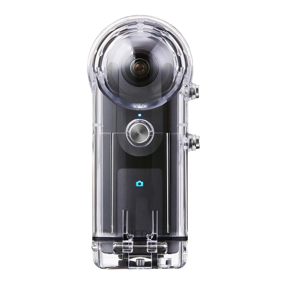 Image 4 - PULUZ 30M Waterproof Case For RICOH Theta V/Theta S & SC360 360 Degree Camera Accessories Housing Case Diving Protective Shell-in Camera/Video Bags from Consumer Electronics
