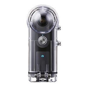 Image 4 - PULUZ 30M boîtier étanche pour RICOH Theta V/Theta S & SC360 360 degrés accessoires de caméra boîtier boîtier de protection de plongée