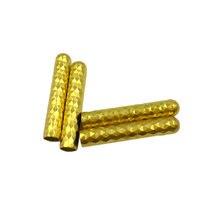 Coolstring (100 шт/25 комплектов) 4*22 мм металлические наконечники