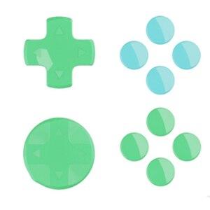 Image 5 - Skull & Co. D Pad Button Cap Set Thumb Grip for Nintend Switch Joy Con Controller Joystick Cover