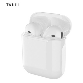Airdods TG11 TWS Earbuds 300mAh Charging Case Earphones Bluetooth 5.0 HIFI Earphone Official Quality IOS&Android Ship In 24Hours