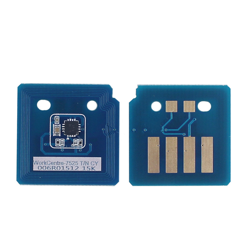 006R01509 006R01512 006R01511 006R01510 Reset Chip for Xerox WorkCentre 7525 7530 7535 7545 7556 Metered Laser printer cartridge in Cartridge Chip from Computer Office