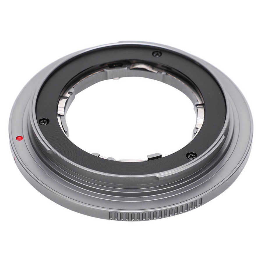 adaptador anel para leica m lente para