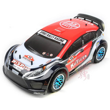 HSP Rc Car 94118PRO 1/10 Scale 4wd Electric Power Sport Rally Racing Car High Speed Remote Control Car Brushless 75KM/H remote control car toy a929 1 8 2 4g 4wd 80km h brushless hydraulic damping alloy body professional buggy high speed racing car