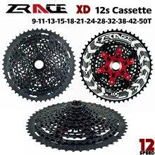 Zracing ALPHA 12 s XD кассеты 12 скоростей MTB велосипед Freewheel 9-50T-черный, совместимый SRAM XD freehub, XX1 X01 GX NX Eagle