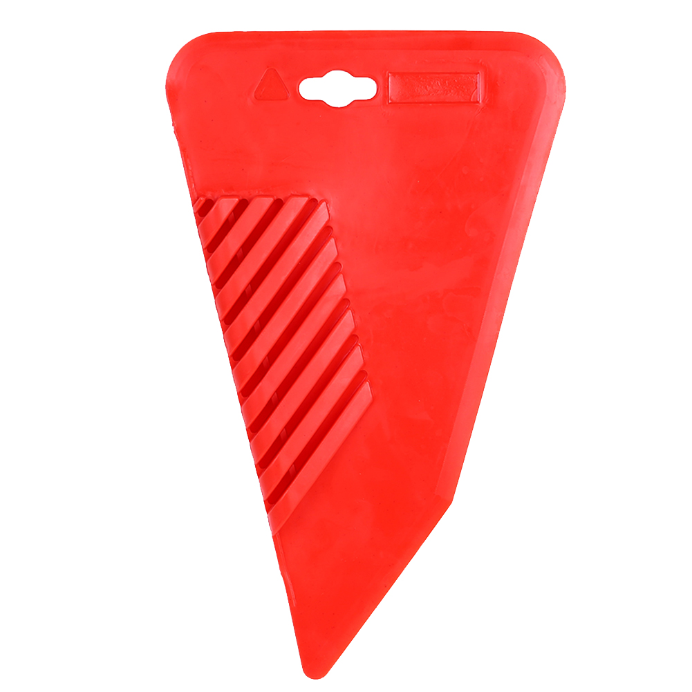 Smooth Rubber Tool Easy Clean Spreader Floor Home Paint Scraper Wall Spackling Decals Wallpaper Large Handheld Construction