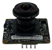 Sony IMX335 + 3516EV300 5MP 2592*1944 4MP 2560*1440 H.265 Ip Camera Module Board M12 Lens Lage verlichting Onvif Cms Xmeye Rtsp