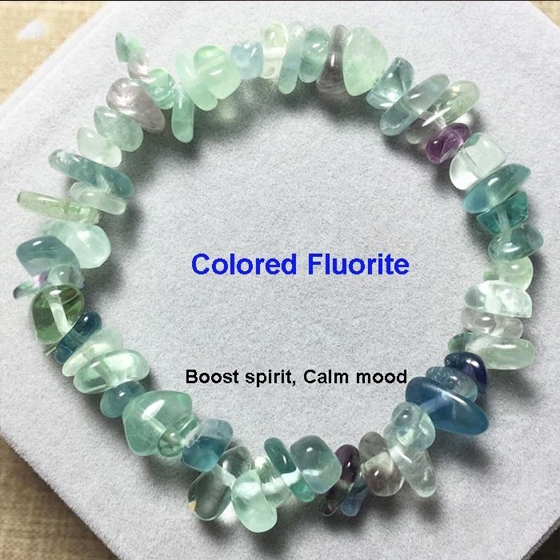 Colored Fluorite