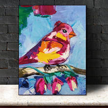 Printed wall art painting abstract bird picture home decor print on canvas abstract poster no frame poster  poster printed abstract graphics psychedelic nebula space painting canvas print decor print poster picture canvas free shipping ny 5746