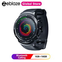 Zeblaze Thor PRO 3G GPS Smartwatch 1.53inch Android 5.1 MTK6580 1.0GHz 1GB+16GB Smart Watch BT 4.0 Wearable Devices