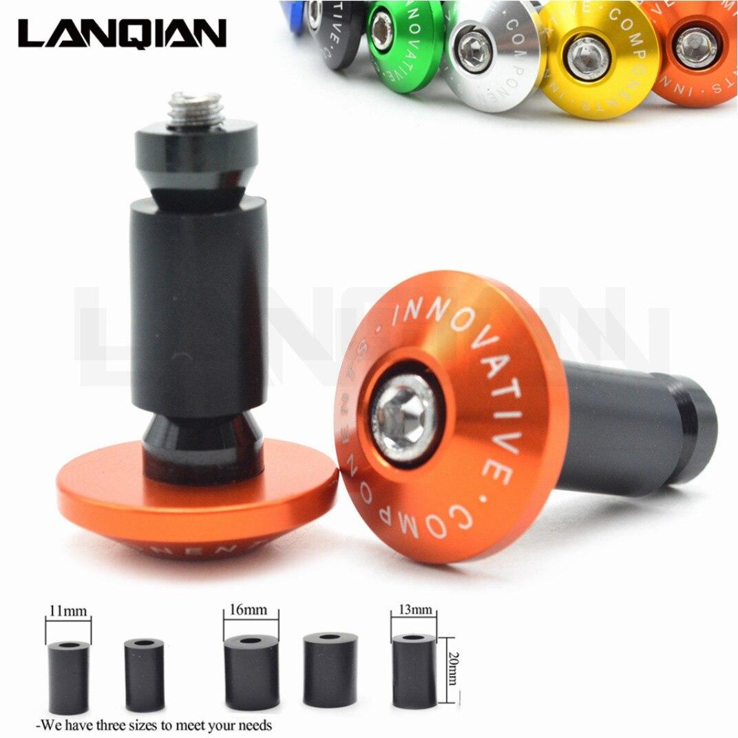 Motorcycle Handle Bar End Cap Anti Vibration Silder Plug For KTM 65 85 125 200 250 300 350 400 450 500 530 SX XC EXC EXC R F W