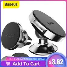 Baseus Magnetische Auto Halter Für Telefon Universal Halter Zelle Handy Halter Stehen Für Auto Air Vent Halterung GPS Auto telefon Halter