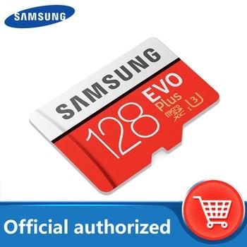 SAMSUNG tarjeta de memoria Micro SD de 32GB 64GB 128GB 256GB Class10 SDXC SDHC U3 UHS-I TF Tarjeta de 4K HD microsd para Smartphone Tablet etc.