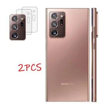 2PCS Per Samsung Galaxy Note 20 Ultra Protettiva di Vetro Len di Vetro Della Fotocamera Per Samsung Galaxy Note 20 di Vetro per galaxy Note 20 Più