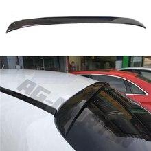 C class w205 спойлер на заднюю крышу из углеродного волокна