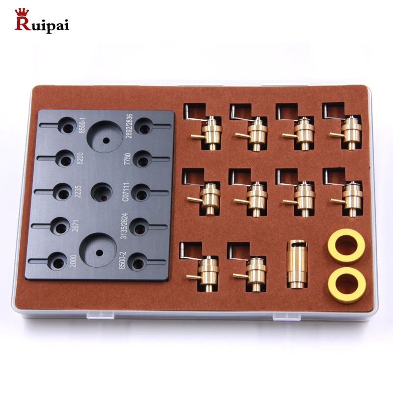 RUIPAI Watch Mainspring Winder Replacement Barrels For 3135/2892/2824/7750/2671/2000/8500/C07111/2235/8200 Movement